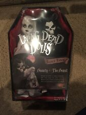 Living Dead Dolls - Beauty And The Beast - Mint In Box