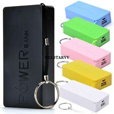 USB Portable Power Bank 5600mAh External Backup Battery Charger for mobile ER