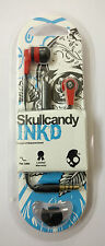 SkulCandy INKD In Earphone and Metal Look T88 Earphone With Mic  3.5 mm Jack