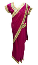 Indian Girls Children Ready Made Lehenga SAREE for Bollywood Theme Party UK 1203