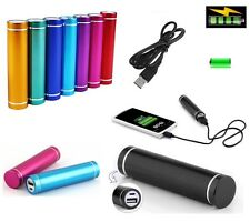 Power Bank External Portable 2600 mAh Battery Charger For Samsung iPhone 4S 5 6S