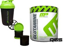MUSCLEPHARM GLUTAMINE 300G ENHANCE MUSCLE GROWTH RECOVERY