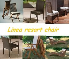 2 Linea Sedia Resort Chair per esterno ( set 2 sedie )