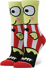 Stance Keroppi Crew Socks in Green
