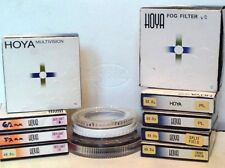VINTAGE CAMERA FILTERS & TECHNICALS 1960/90  click - Select - to browse or order