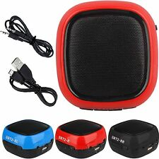 BLUETOOTH WIRELESS MINI PORTABLE SPEAKER FOR MP3 MOBILE PHONES TABLET PC lot