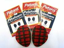 Ladies Patons Half Sole The Style ~ K
