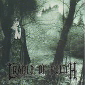 Cradle Of Filth  Dusk And Her Embrace CD 1996