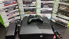 Microsoft Xbox 360 4gb, 250gb, 320gb system console with games