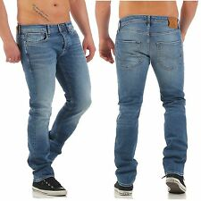 JACK & JONES Herren JEANS Clark Original  993 Regular Fit Hose