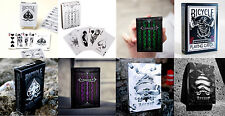 2 mazzi Carte Bicycle Ghost/Tiger Red/Arcane/Artifice/Tund by Ellusionist