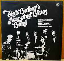 Chris Barber Jazz And Blues Band, The - LP Black Lion Records UK 1978