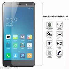 High Quality Tempered Screen Protector  Glass Guard For Redmi Note 4