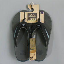 Reef Men's Boster Sandals Charcoal / Blue
