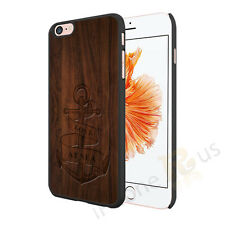 Lost At Sea Wood Effect Case Cover For All Top Mobile Phone Makes And Models