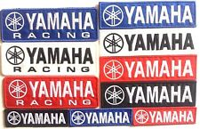 Patches, embroidered, sticker, patch, aufnäher, toppa. YAMAHA RACING COMPETITION