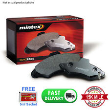 FRONT BRAKE PADS SET FOR MERCEDES COUPE KOMBI BREAK SALOON S-CLASS SL NEW MINTEX