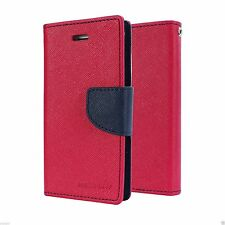 Mercury Goospery Fancy Diary Wallet Flip Cover for Apple iPad Models