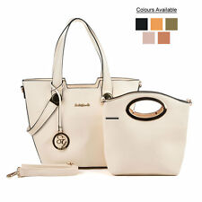 2017 Patchwork Ladies Women Designer Handbag Fashion Shoulder Bag Tote Purse PU
