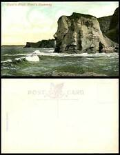 Northern Ireland Co Antrim Old Postcard Giant's Head Giant's Causeway Coast Rock