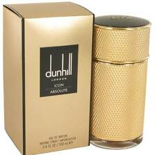 Dunhill Icon Absolute by Alfred Dunhill For Men 100% Authentic Perfume Variety