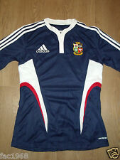 British e Irlandese Lions Sud Africa 2009 Player Issue Rugby Maglia Adidas 8