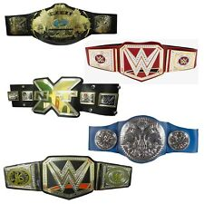 WWE World Winged Eagle NXT Championship Belt Wrestling Belt Replica Toy