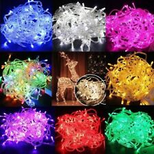 10M 100LED Rope Light 110V Home Party Christmas Decorative In/Outdoor Waterproof