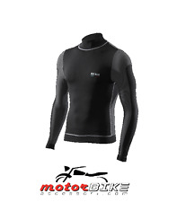 SIXS TS4 LUPETTO MANICHE LUNGHE WINDSHELL CARBON UNDERWEAR
