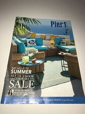 PIER 1 IMPORTS Summer 2017 Catalog Home Decor 27 Pages Magnolia Home NEW