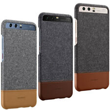 Genuine Official Huawei Mashup Rear Case Cover with Fabric Effect for P10 PLUS