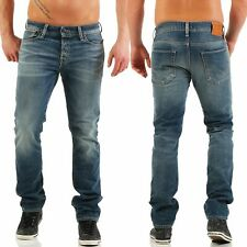 JACK & JONES Herren JEANS Clark Icon BL 721 Regular Fit Hose