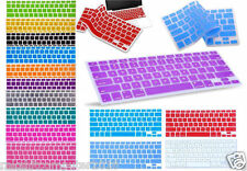 Keyboard Skin Protector Soft Cover for Apple MacBook Air / MacBook Pro / Retina