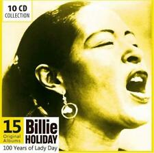 Billie Holiday - 100 Years Of Lady Day (10 Cd)