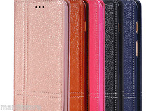 High Quality Magnetic wallet Stand  Leather Flip Cover For Apple iPhone 7