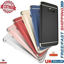 Luxury 360° Thin Soft Hybrid Shockproof Case Cover For Samsung Galaxy S7 S8 Edge