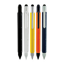 Monteverde One Touch Stylus Tool Pen - 9 Function Mechanical Pencil