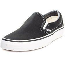 Vans Classic Slip-on Mens Slip On Black White New Shoes
