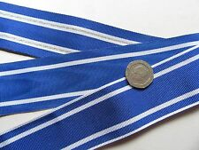 Medal Ribbon Clearance. 25 Meter Rolls. NATO.  ISAF,  IFOR  &  Macedonia Ops.