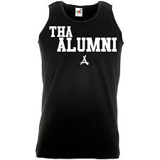 Original Schwarzmarkt Men's Tank Top KID INK ALUMNI Shirt dope swag obey tyga