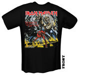 IRON MAIDEN - the number of the beast Camiseta