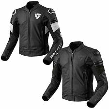 Rev'it! Akira Aria Pelle Sportivo Da Gara Giacca Da Moto Rev It Revit