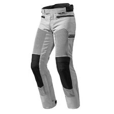 REV'IT! TORNADO 2 tessuto ARIA MOTO Pantaloni Pantaloni ARGENTO REV IT REVIT