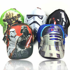 Cool STAR WARS COMIC Niños Gorra De Béisbol R2-D2 YODA DARTH VADER