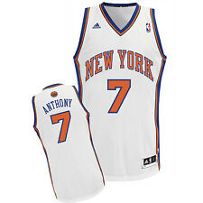 NBA New York Knicks Carmelo Anthony BALONCESTO SWINGMAN Camisa Camiseta Tirantes