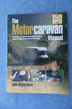 HAYNES THE MOTOR CARAVAN MANUAL  JOHN WICKERSHAW