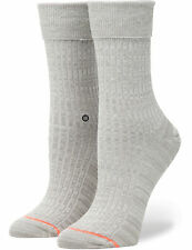 Stance Uncommon Anklet Crew Socks in Grey