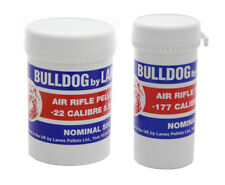 Bulldog By Lanes Air Rifle Gun Pellets Domed .22 or .177 Calibre 500 Pack