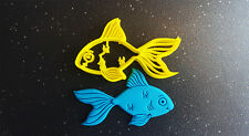 Goldfish Cookie Cutter - 3D Printed - Bakery Cookie Cutter - Fish Cookie Cutter