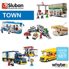 SLUBAN TOWN TRUCKS FULL RANGE CHOOSE YOUR KIT FULLY COMPATIBLE BRAND NEW
